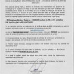 Edital Sorteio Cadeiras - Abril 2015